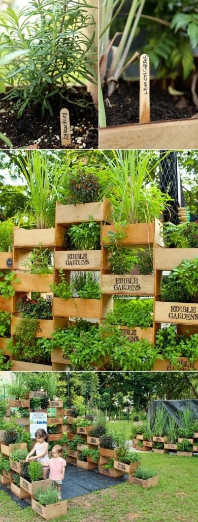 Plantenmuur - littlegreendot.com