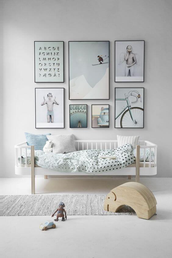 Moderne kinderkamer idee n zo maak je jouw kinderkamer trendy en uniek ik woon fijn - Volwassen kamer ideeen ...