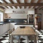 Landelijke keukens: stijlvol of ouderwets?