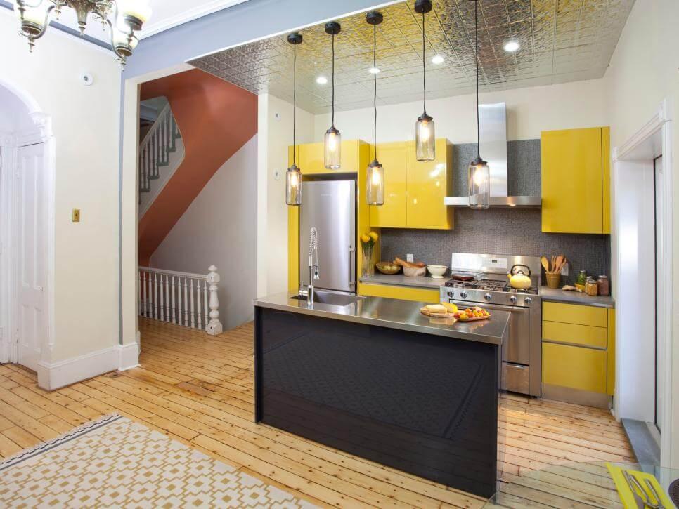Keuken Kleine Kleur : Kleine keuken inrichten tips ik woon fijn