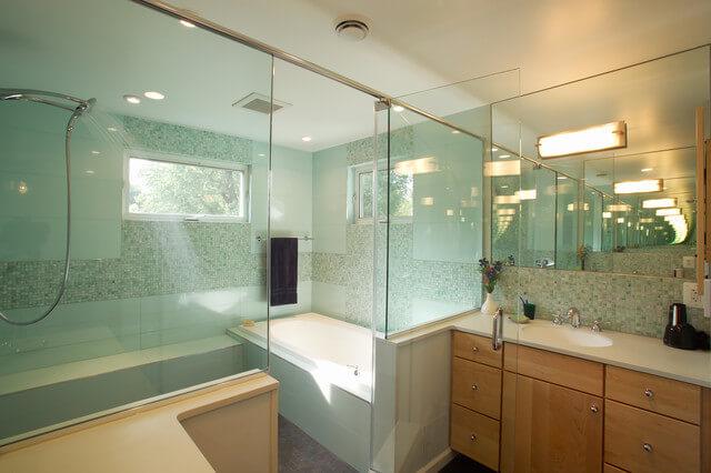 Voorbeelden Van Badkamers : Badkamer voorbeelden ikwoonfijn