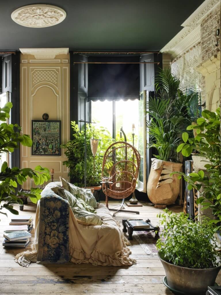 wwwtheblogdecocom jungle woonkamer theshinysquirreltublrcom