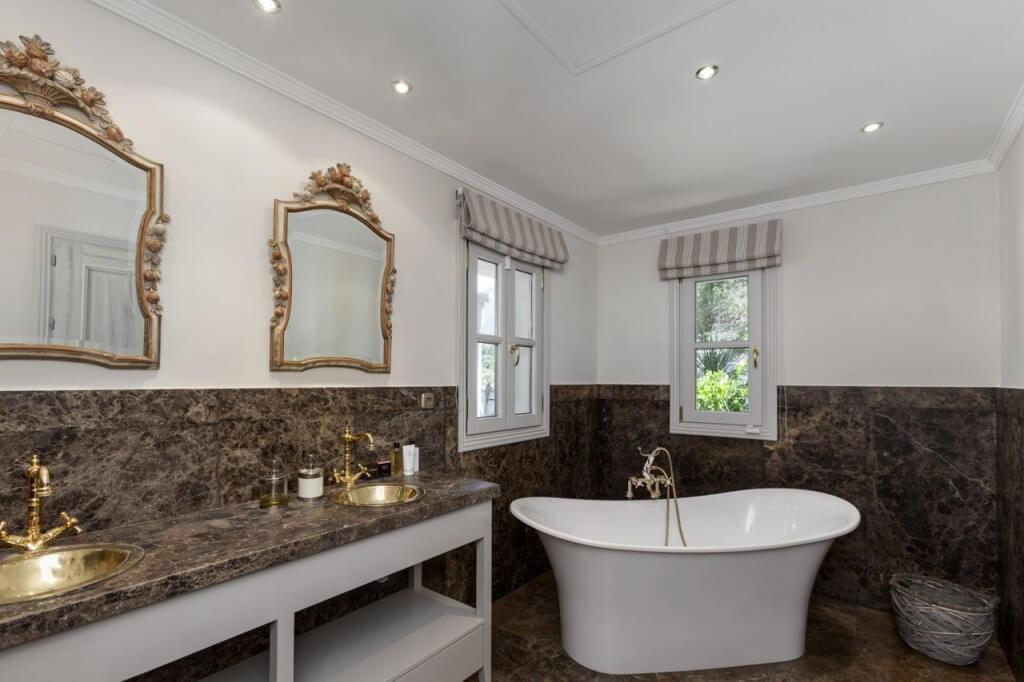 Kleine Badkamer Oplossing : 45 badkamer voorbeelden ikwoonfijn.nl