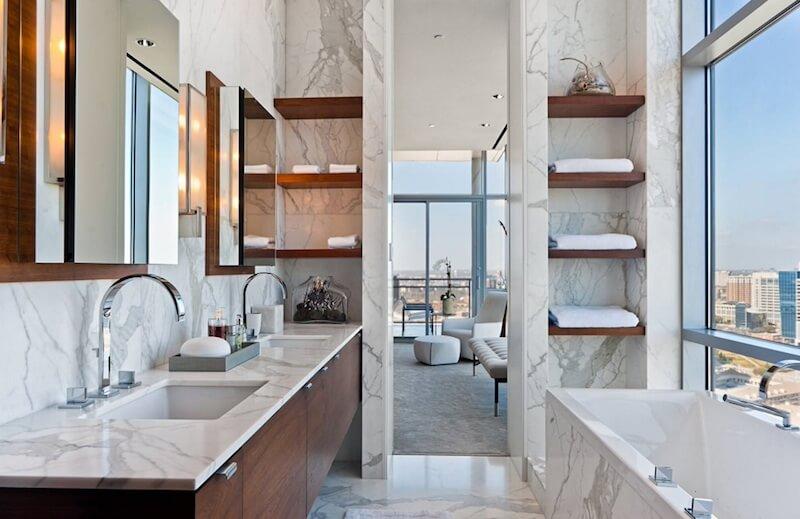20170407&090025_Badkamer Witte Marmer ~ Badkamer voorbeelden 45 verschillende badkamers
