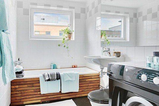 Badkamer Gezellig Maken : 45 badkamer voorbeelden ikwoonfijn.nl