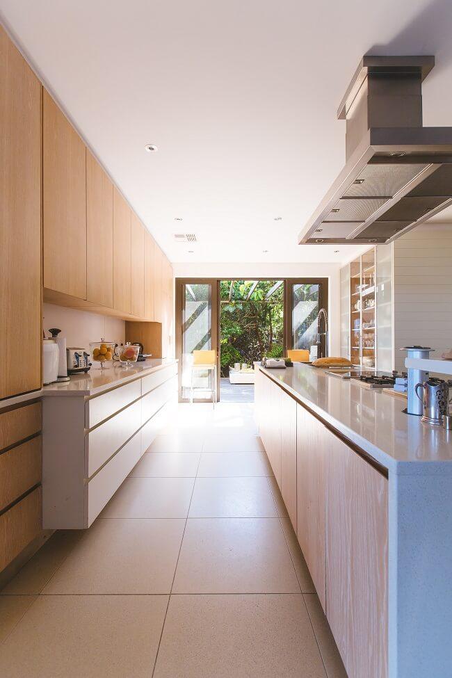 Lange keuken