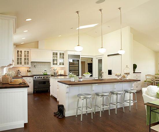 Keuken Grote Open : Open keuken ideeën ik woon fijn