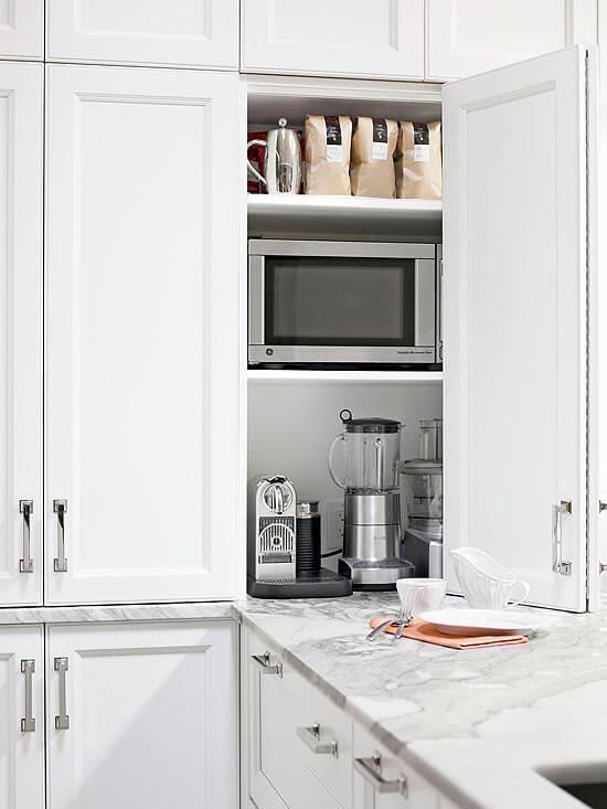 Kleine Keuken Efficient Inrichten : Kleine keuken inrichten: 51 tips Ik woon fijn