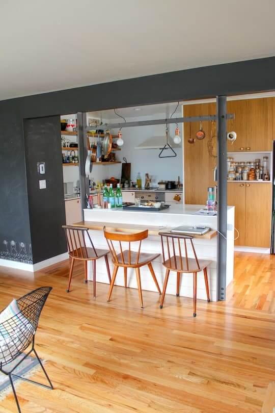 Geliefde Kleine keuken inrichten: 51 tips | Ik woon fijn &KW86