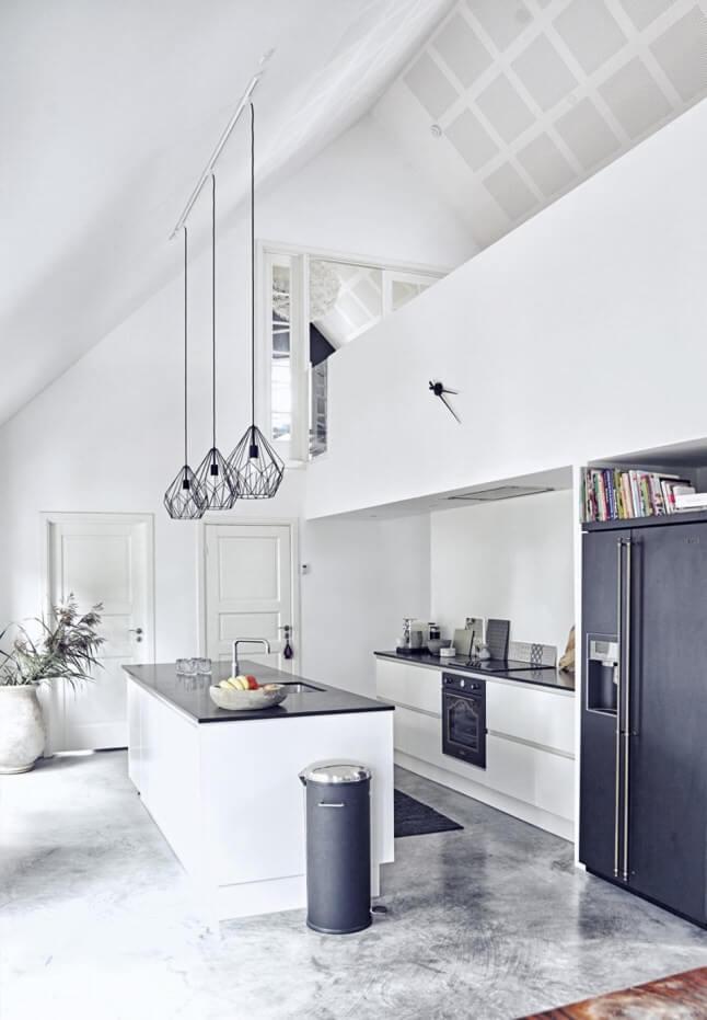 Beton in je keuken 20 prachtige voorbeelden Ik woon fijn
