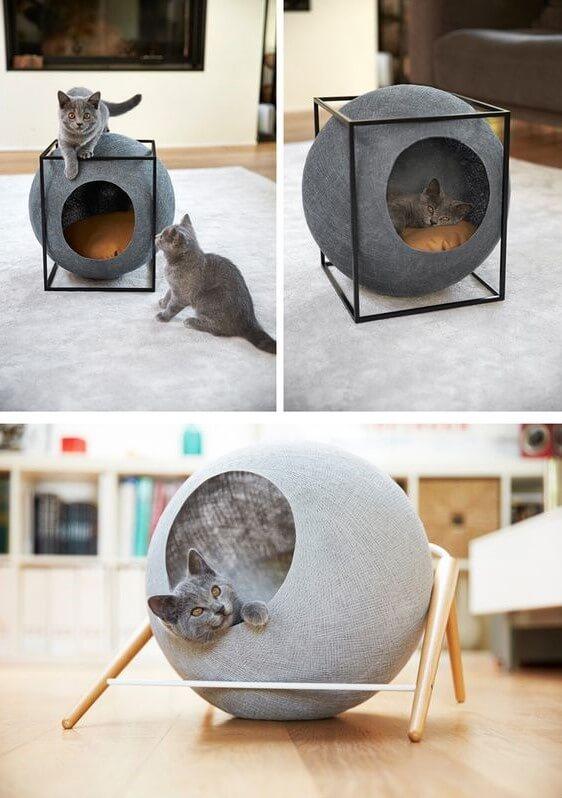 design kattenhuis