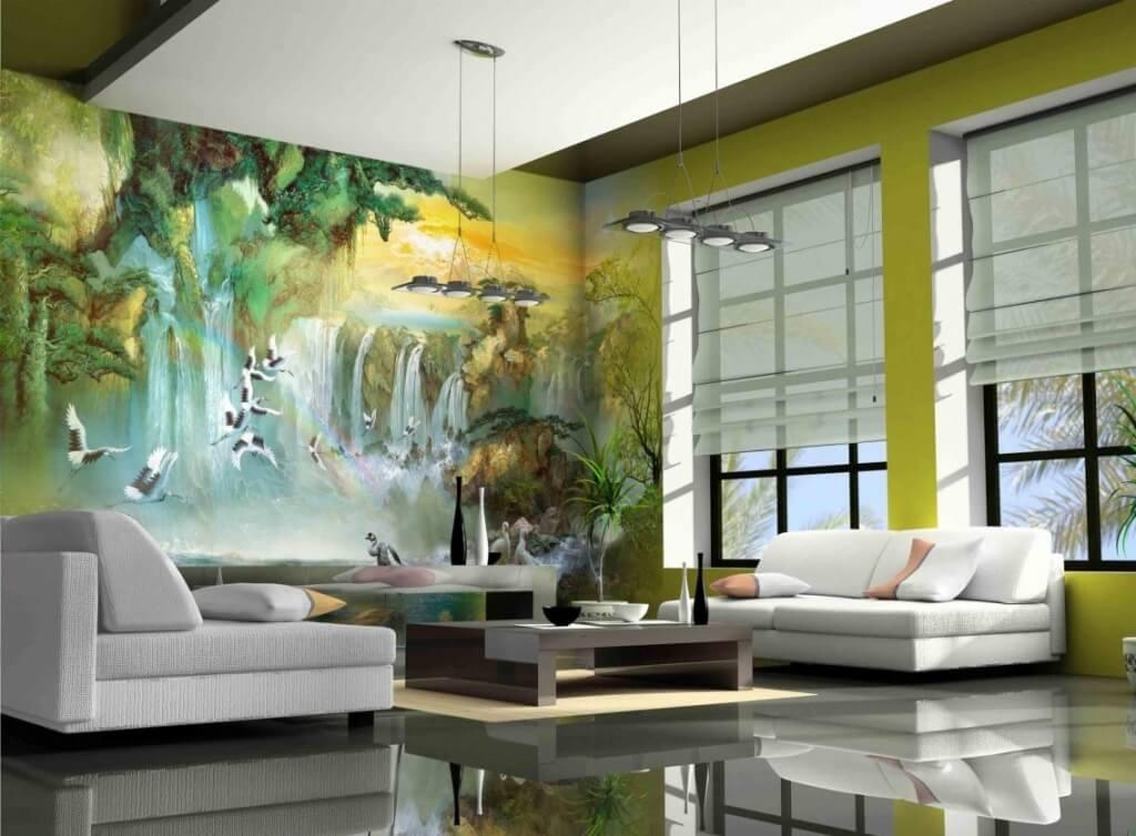15 idee n voor de muur van je woonkamer ik woon fijn