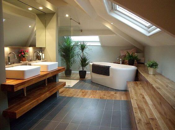 Grote Badkamer Ideeen : Badkamer voorbeelden ikwoonfijn