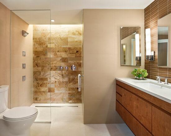 Moderne Badkamer Ideeen : Badkamer voorbeelden ikwoonfijn