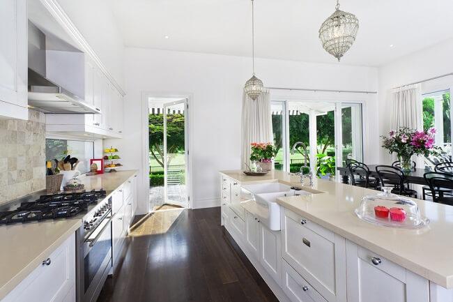 6. Lange keuken