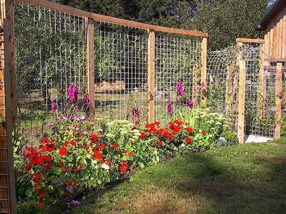 Houten Afscheiding Tuin : 11 tuinafscheiding ideeën ik woon fijn