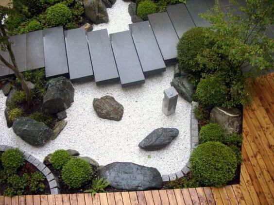 43 strakke tuin idee n ik woon fijn - Zen tuinmodel ...
