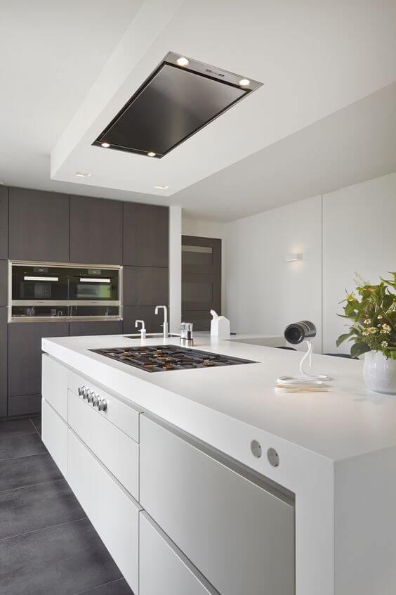 Geliefde Keuken met kookeiland: prachtige voorbeelden | Ik woon fijn &AL64