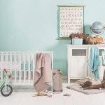 Babykamer mintgroen: leuke accessoires