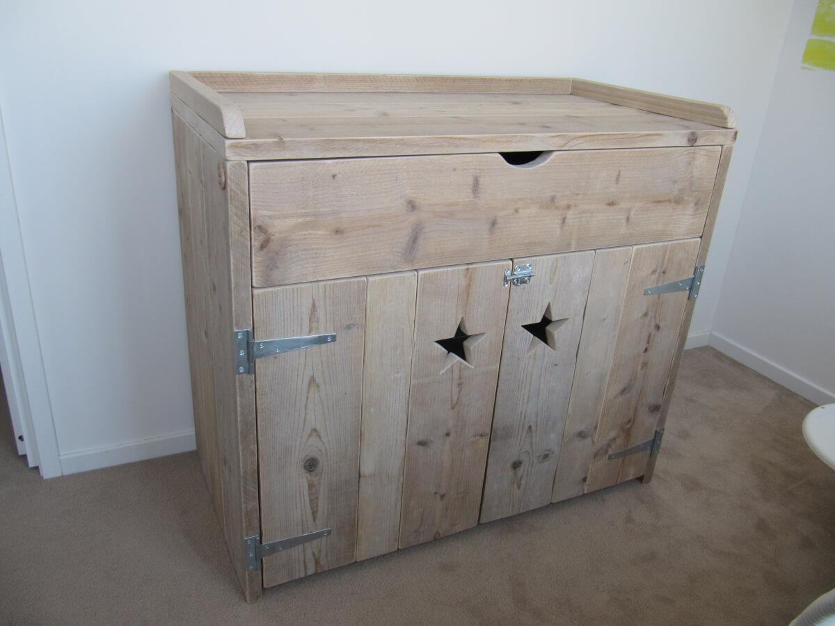 Babykamer van steigerhout  15 prachtige voorbeelden   Ik woon fijn
