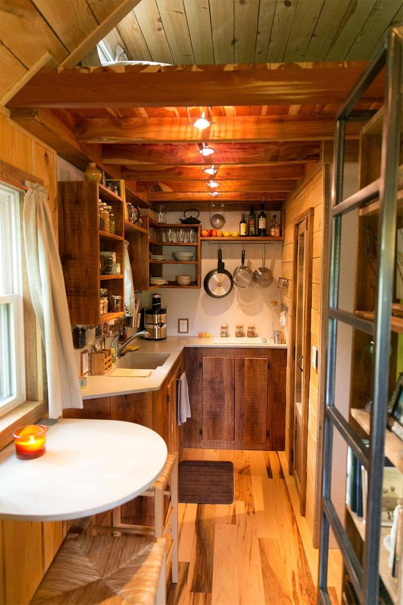 Tiny House keuken
