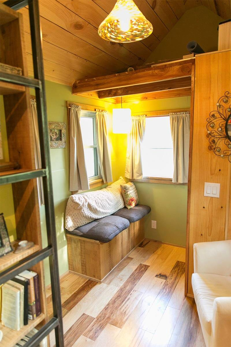Tiny House woonkamer