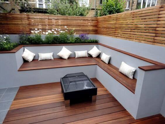 Tuin Aanleggen Voorbeelden : Strakke tuin ideeën ik woon fijn