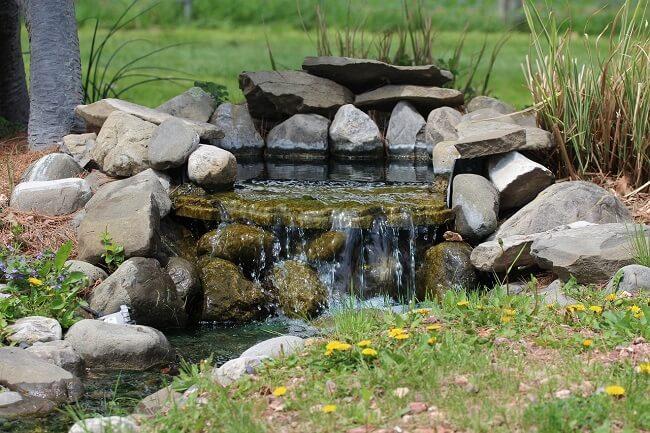 Waterval in je tuin 6