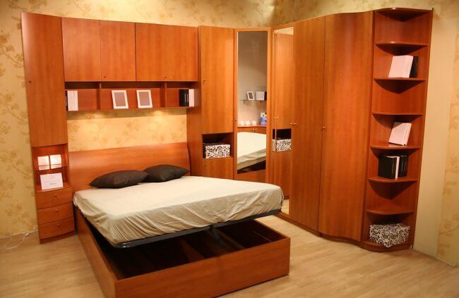een opklapbaar bed