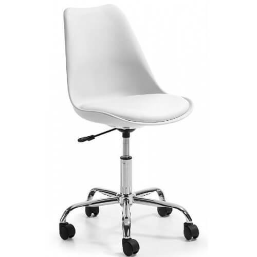 fauteuil op wieltjes