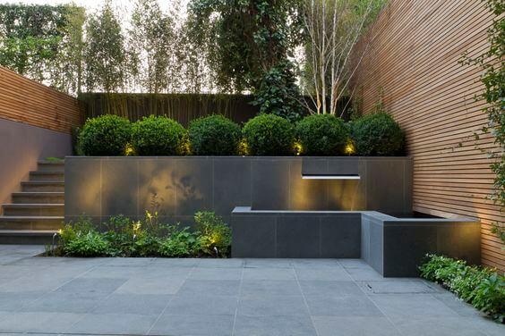 Verwonderlijk 43 strakke tuin ideeën | Ik woon fijn BU-06