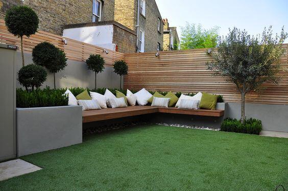 Grote Moderne Tuin : 43 strakke tuin ideeën ik woon fijn