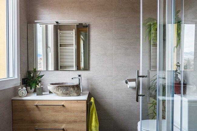 Kleine moderne badkamer voorbeelden
