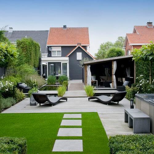 Fabulous 43 strakke tuin ideeën | Ik woon fijn #ZI93