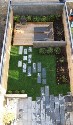 Goede 43 strakke tuin ideeën | Ik woon fijn SA-93