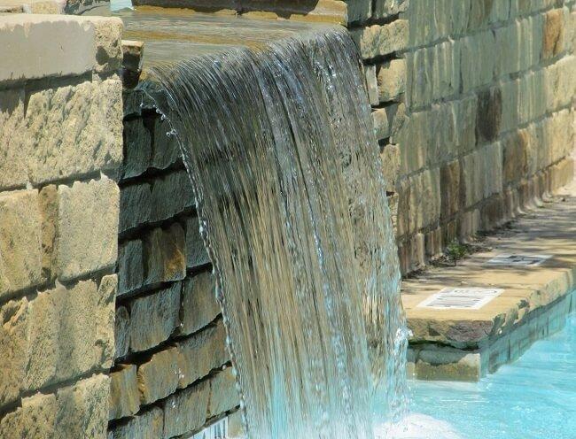 Waterval in je tuin 12