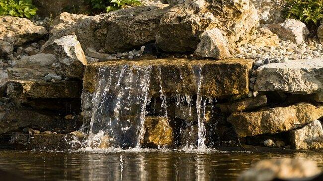 Waterval in je tuin 2