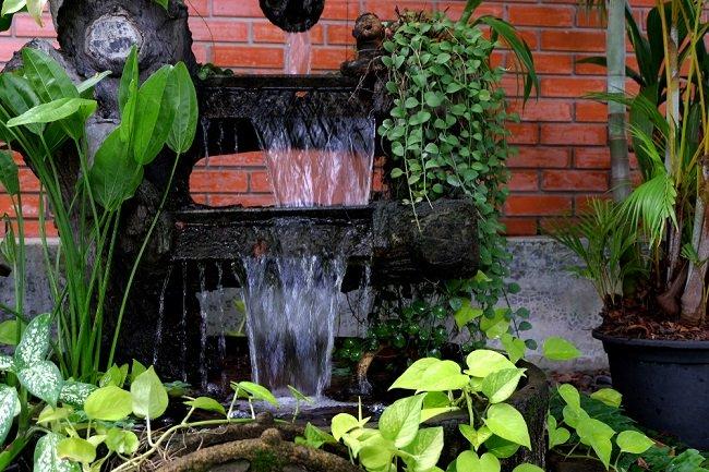 Waterval in je tuin 3