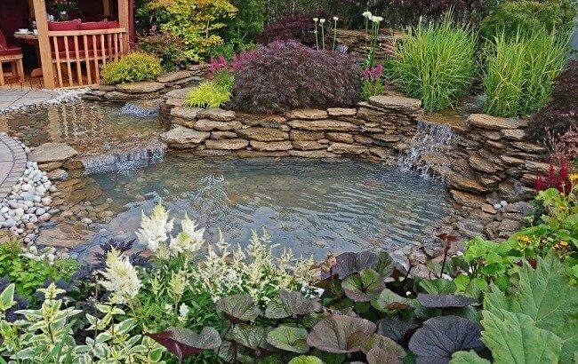 Waterval in je tuin