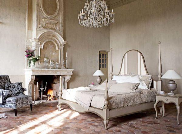 Complete brocante slaapkamer
