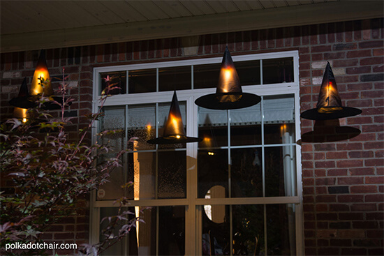Halloween interieur lampen