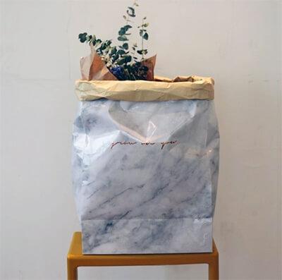 Luxe papieren zak