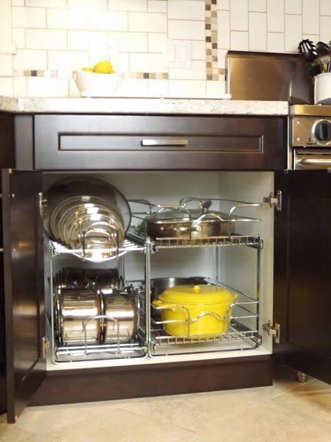 Keukenkast indeling  8 praktische tips   Ik woon fijn