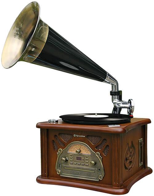 Platenspeler Grammofoon