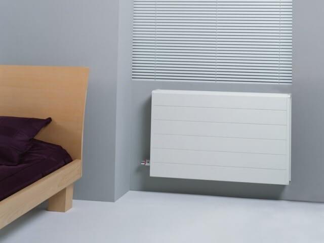 Radiator voor slaapkamer