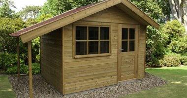 4 functionele ideeën voor tuinhuisjes