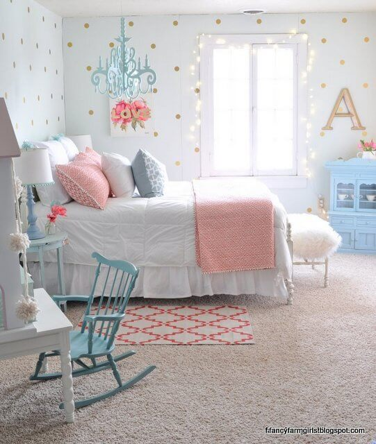 20 Beatifull Decor Ideas For Your Baby S Room: Kinderkamer Schilderen: 20 Leuke Ideeën