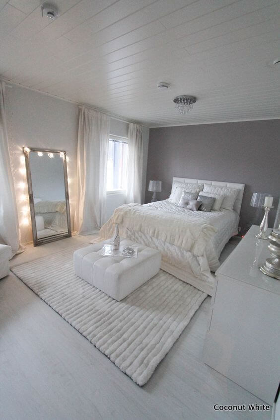 witte slaapkamer pinterest ~ lactate for ., Deco ideeën