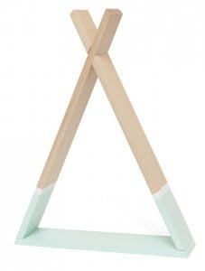 tipi wandplank mint