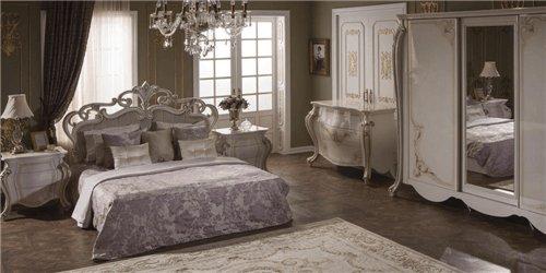 Originele brocante slaapkamer inrichten